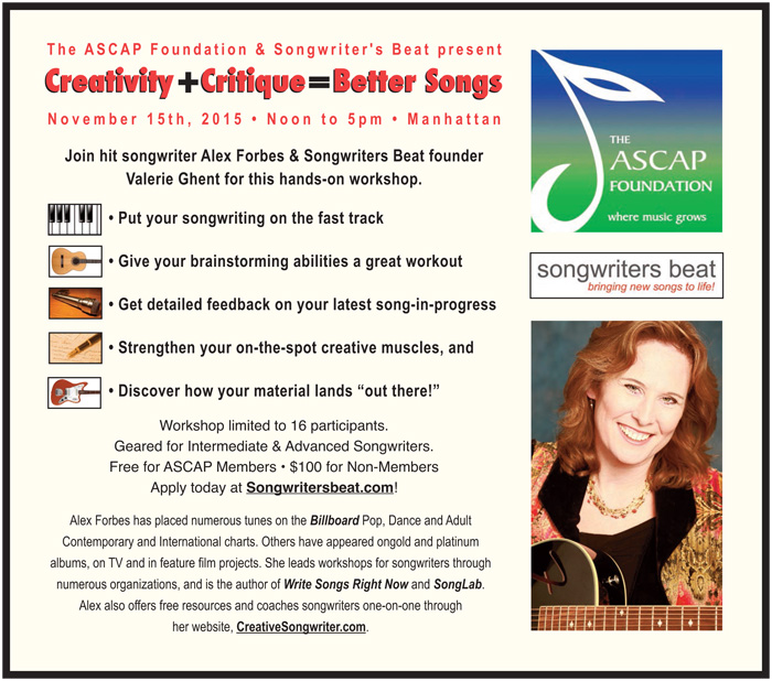 Songwriters_Beat_ASCAP-Creativity_Nov_2015